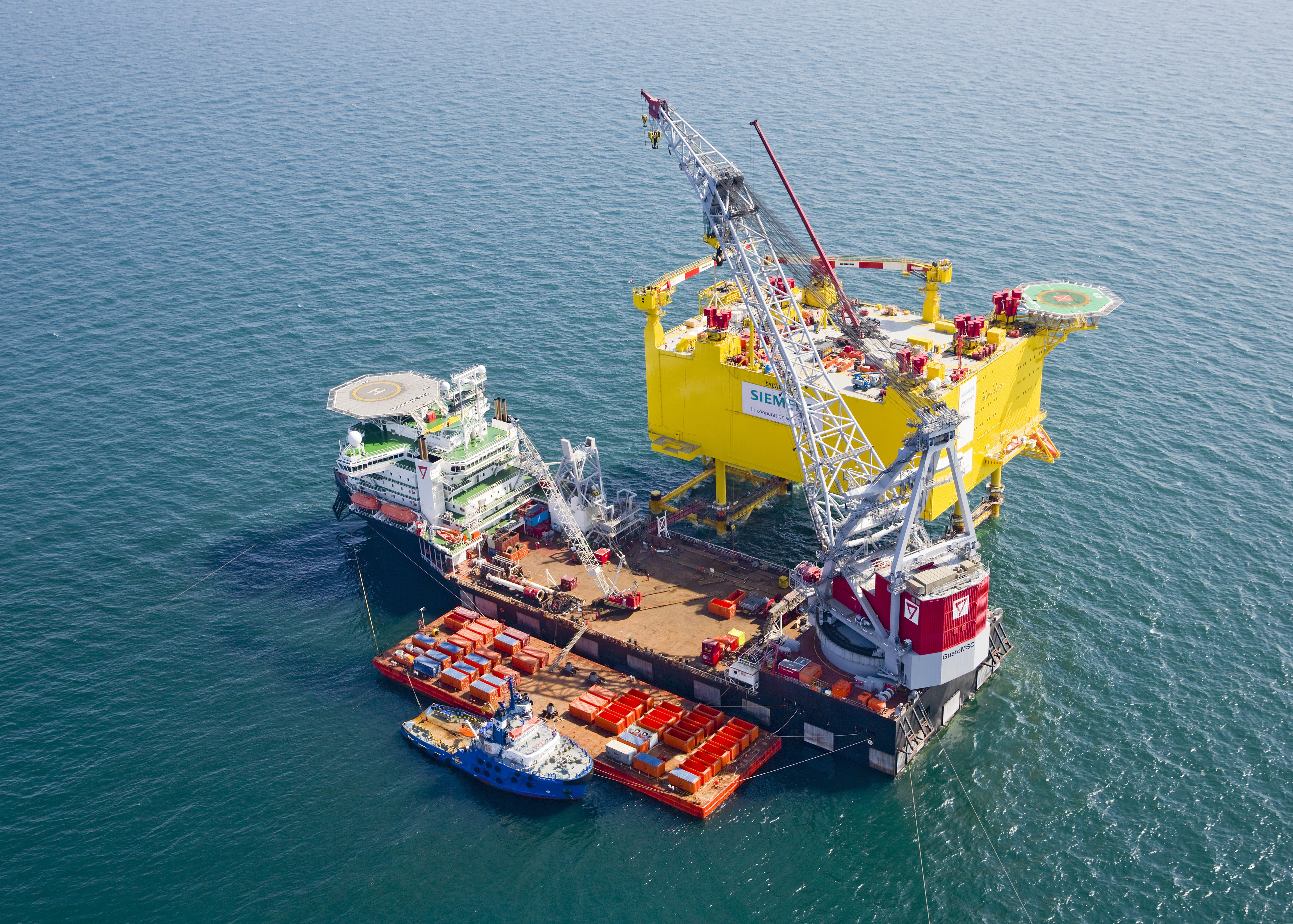 Seaway Heavy Lifting